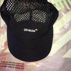 OFF-White mesh hat (UNISEX)